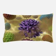 Pollen and dust, artwork Pillow Case
