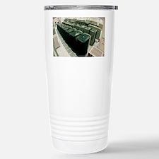 IBM supercomputers Stainless Steel Travel Mug