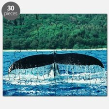 Humpback whale's tail Puzzle