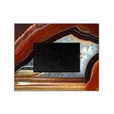 Slice of agate Picture Frame