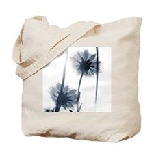 White Daisy In Blue Dream Laptop Skin 14. Tote Bag