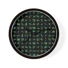 Protein folding simulation Wall Clock