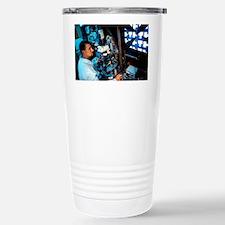 Intelligent label chip manufact Travel Mug