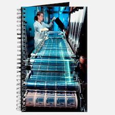 Intelligent label chip manufacture Journal
