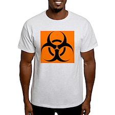 International biohazard symbol T-Shirt