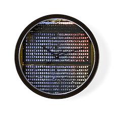 Hydrogen fuel cell Wall Clock