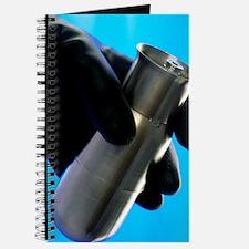 Hydrogen fuel storage device Journal