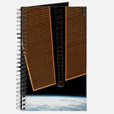 International Space Station solar panels Journal