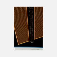 International Space Station solar Rectangle Magnet