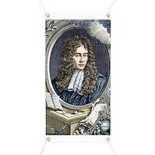 Robert Boyle, Irish chemist Banner