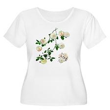 Rose (Rosa 'F T-Shirt
