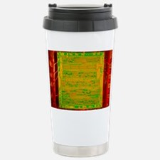 Integrated microchip Travel Mug