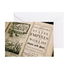 The Other World title page Greeting Card