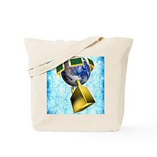Internet security Tote Bag