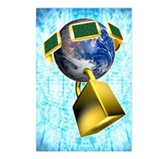 Internet security Postcards (Package of 8)