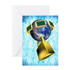 Internet security Greeting Card