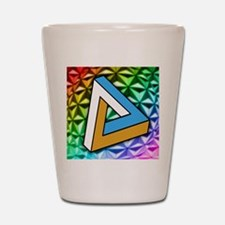 Impossible shape Shot Glass