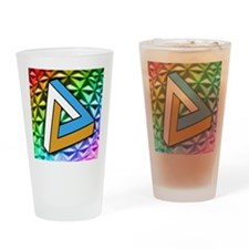 Impossible shape Drinking Glass