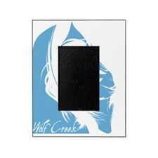 Wolf Creek Lady Silhouette Picture Frame
