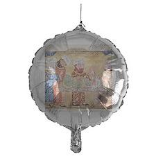 Surgery, historical artwork Balloon