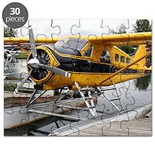 Beaver float plane Puzzle