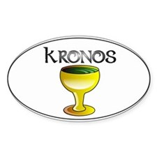 Kronos Oval Decal
