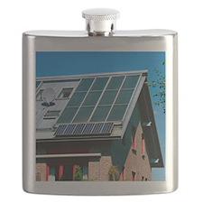 Solar technology, Germany Flask