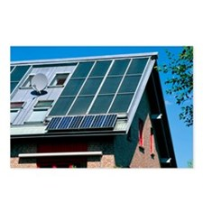 Solar technology, Germany Postcards (Package of 8)