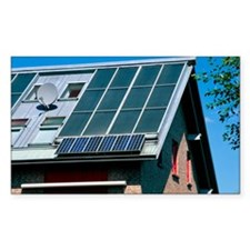 Solar technology, Germany Decal