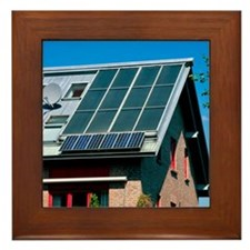 Solar technology, Germany Framed Tile