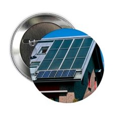 "Solar technology, Germany 2.25"" Button"