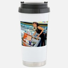 Intelligent labels Stainless Steel Travel Mug