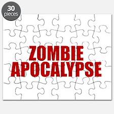 Exciting zombie apocalypse Puzzle