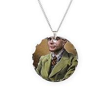 Alan Turing, British mathema Necklace