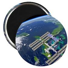 International Space Station Magnet