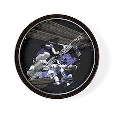 International Space Station Wall Clock