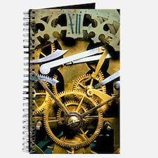 Antique clock Journal