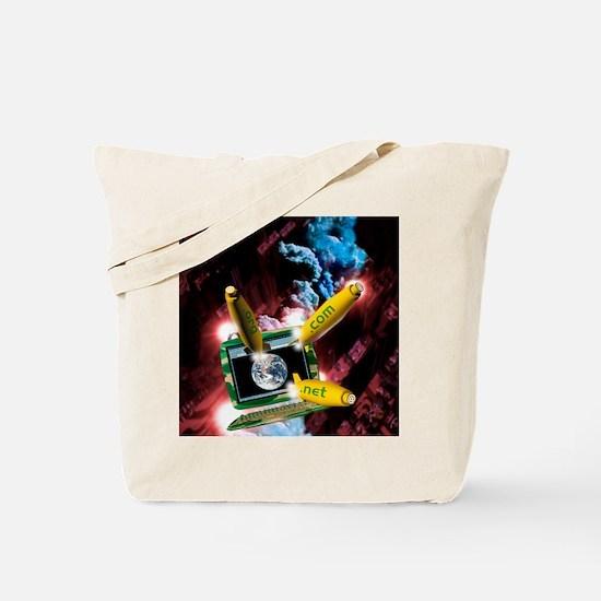 Internet business Tote Bag
