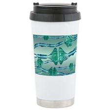 Synapses, artwork Travel Coffee Mug