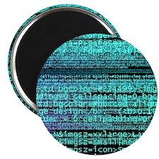 Internet computer code Magnet