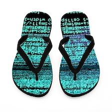 Internet computer code Flip Flops