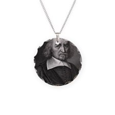 Thomas Hobbes, English philo Necklace