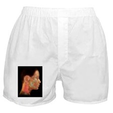 Acupuncture points Boxer Shorts