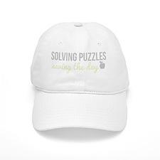 Solving Puzzles, Saving the Day Bering & Wells Baseball Cap