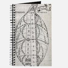 Universal harmony, 17th century artwork Journal