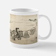 Lobster-pots - Whistler - 1886 Mugs