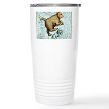 Ursa Major constellation, Bode  Travel Mug