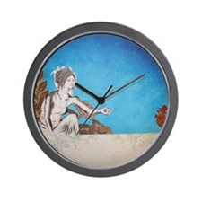 I Like Your Hat Wall Clock