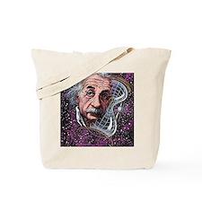 Albert Einstein, German physicist Tote Bag