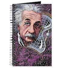 Albert Einstein, German physicist Journal